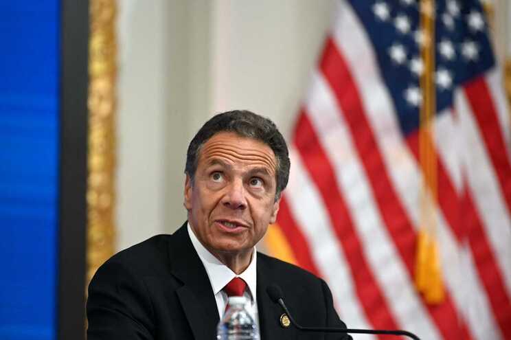 Andrew Cuomo, governador do Estado de Nova Iorque