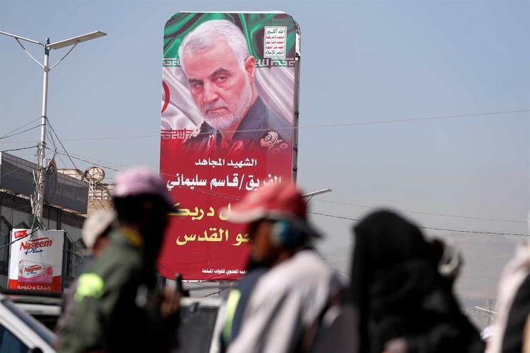 Mojaddami foi descrito pela IRNA como um aliado de Soleimani