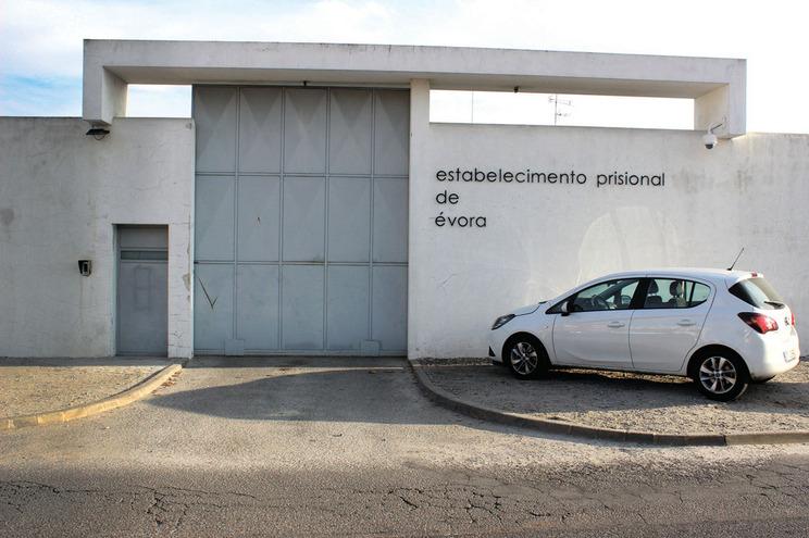 Paulo esteve na cadeia de Évora