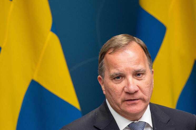 O primeiro-ministro sueco, Stefan Lofven, vai demitir-se do cargo em novembro