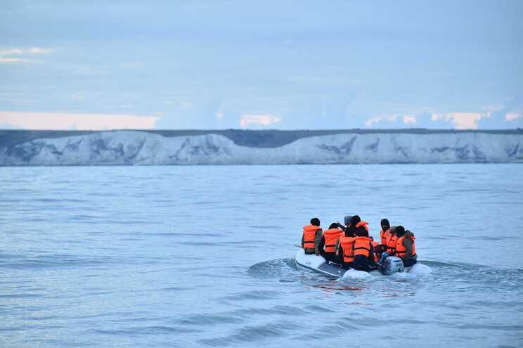 O grupo de migrantes desaparecidos é composto por 30 mulheres, oito crianças e quatro homens