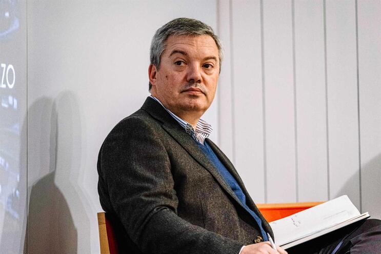Eduardo Vítor Rodrigues, presidente da Área Metropolitana do Porto