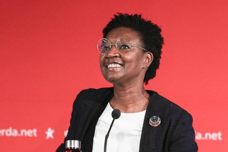 Beatriz Gomes Dias, candidata do BE à Câmara Municipal de Lisboa