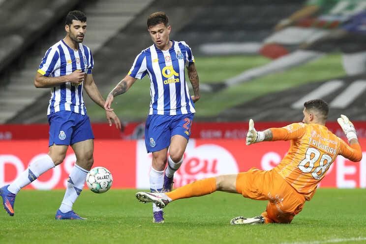 Otávio tem sido titular nos jogos do F. C. Porto