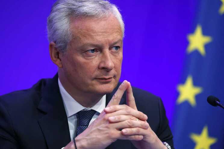 O ministro da Economia Francês, Bruno Le Moire