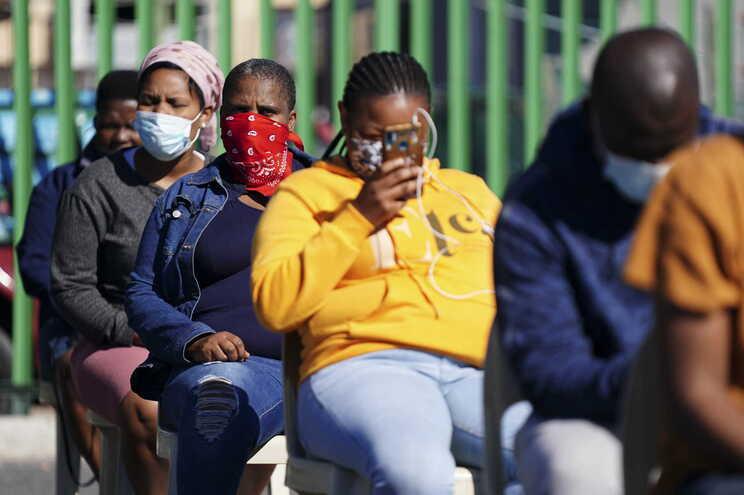 Continente africano já registou oito milhões de casos de covid-19