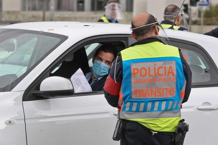 142 detidos por desobediência durante o estado de emergência