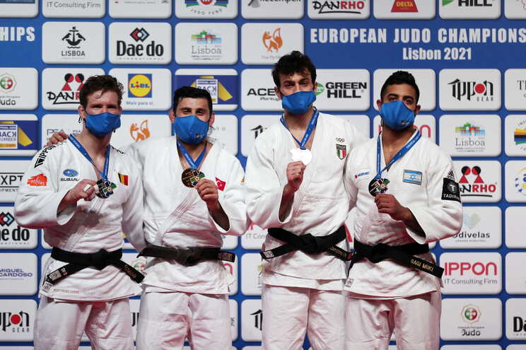 Albayrak e Van Dijke sagraram-se campeões