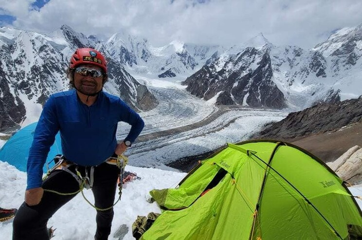 Alpinista sul-coreano desaparecido na 12ª montanha mais alta do mundo