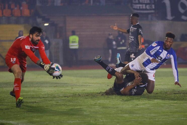 F. C. Porto não vai além do empate no terreno do Ac. Viseu. Veja os golos