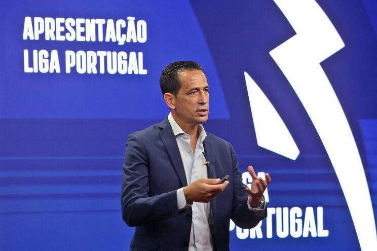 Pedro Proença, presidente da Liga Portugal