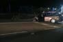 Dois feridos graves em violenta colisão entre mota e carro em Famalicão