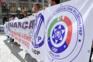Polícias protestam no Porto para exigir atualização salarial e subsídio de risco