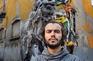 Monção vai ter uma escultura de Bordalo II, o homem que do lixo faz arte
