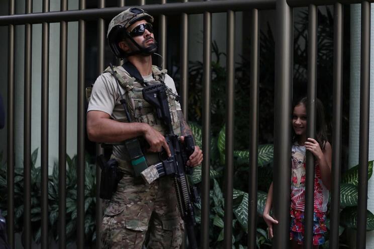 Rio de Janeiro é um dos estados mais violentos do país