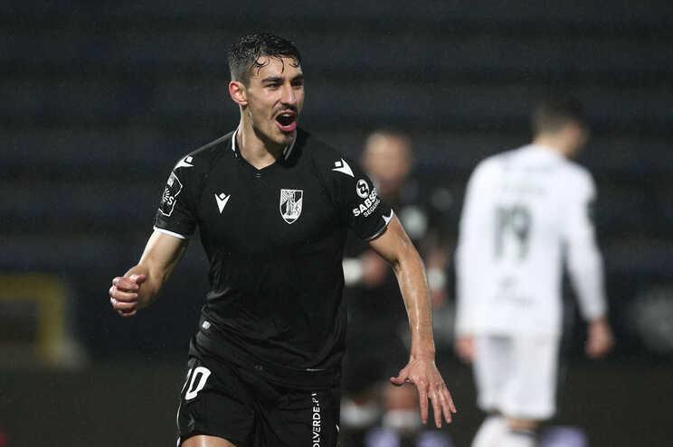 O Vitória de Guimarães venceu este domingo