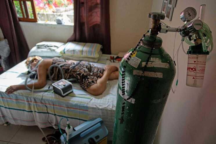 No início do ano, Manaus enfrentou um período caótico devido à falta de oxigénio