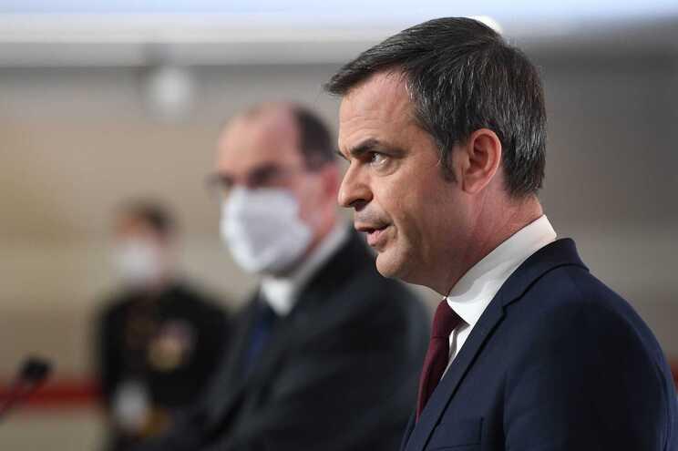 Ministro da Saúde francês, Olivier Veran