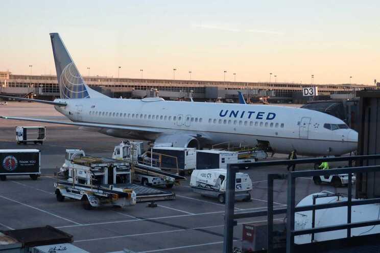 United Airlines é uma das maiores companhias aéreas dos Estados Unidos