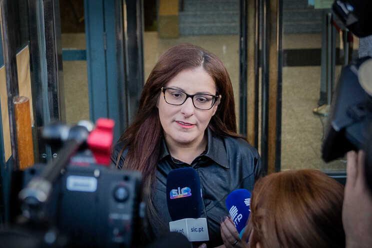 Tânia Reis é advogada de Rosa Grilo