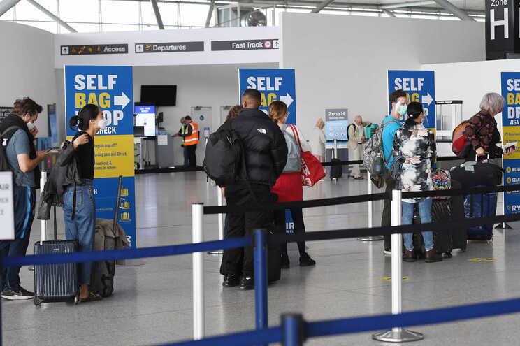 O Ministério dos Transportes britânico recusou confirmar a informação avançada pelo media