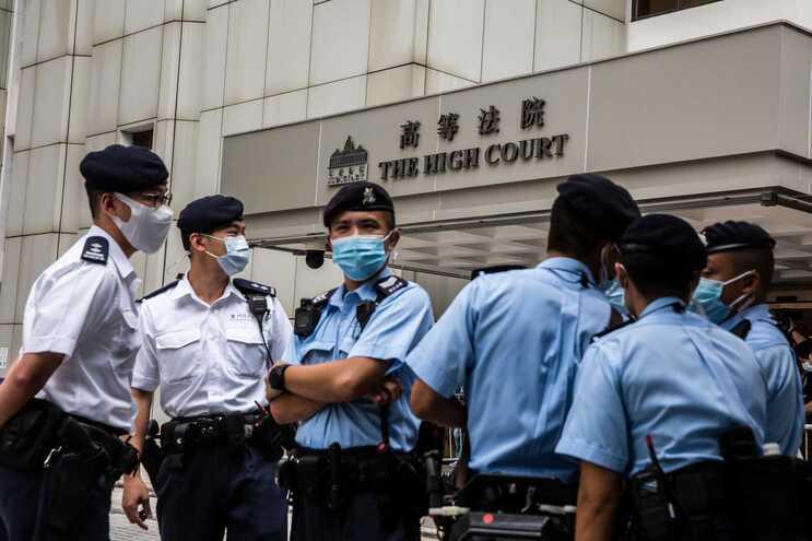 Tong Ying-kit, de 24 anos, é o primeiro condenado no âmbito da lei de segurança nacional