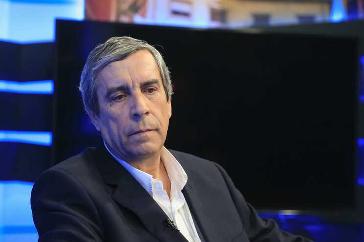 Jorge Roque da Cunha, presidente do Sindicato Independente dos Médicos (SIM)
