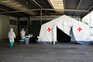 Novo posto da Cruz Vermelha vai poder fazer até 3500 testes por dia à covid-19