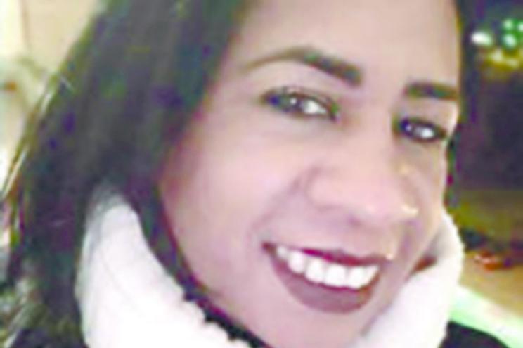 Quando Lúcia Oliveira foi morta, o filho estava no carro estacionado à porta do apartamento