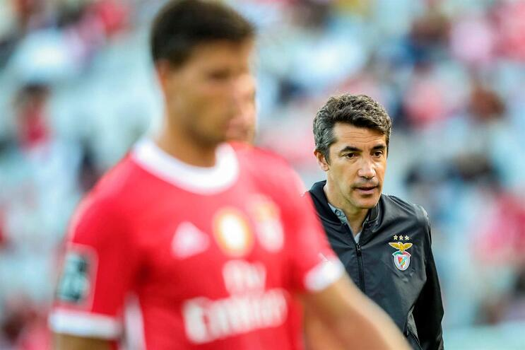 "Bruno Lage: ""Só um grande Benfica é que podia parar o Belenenses"""