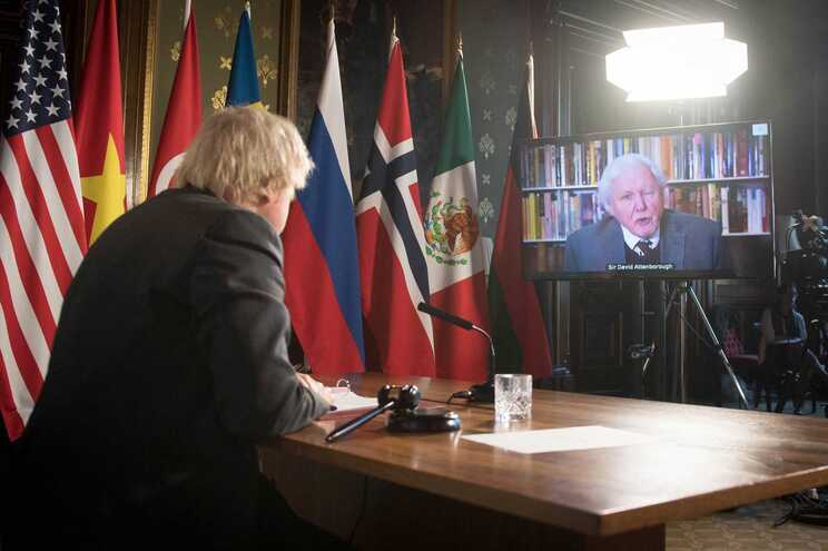 David Attenborough nomeado para alertar no combate às alterações climáticas