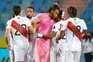 """Peru derrota Colômbia e Brasil ruma aos """"quartos"""" sem jogar"""
