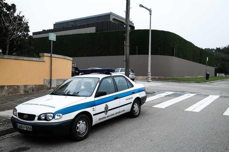 Autoridades fizeram buscas na casa de Jorge Mendes