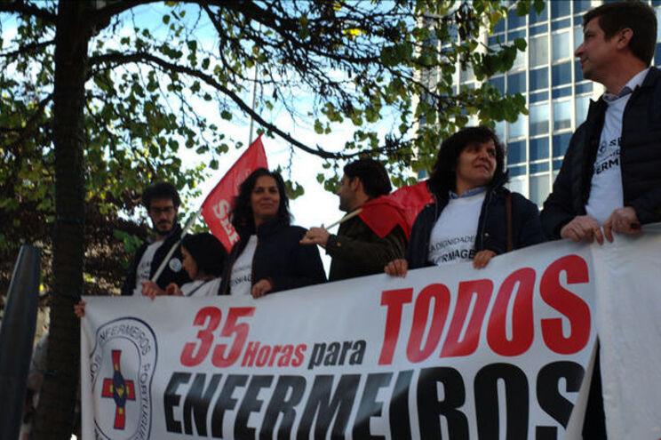 Enfermeiros do Centro Hospitalar Tondela-Viseu ameaçam voltar às greves