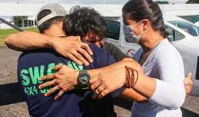 Piloto brasileiro resgatado ao fim de 38 dias perdido na Amazónia