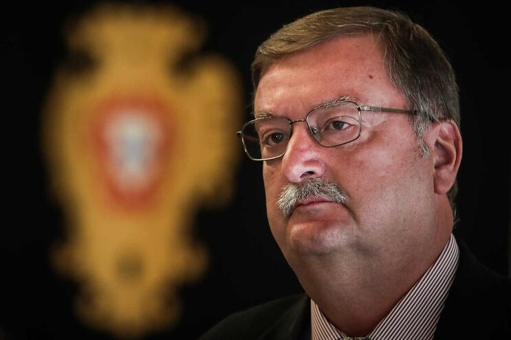 Carlos Silva, secretário-geral da União Geral de Trabalhadores