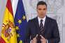 O presidente do governo espanhol, Pedro Sanchez