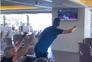 O treinador mostrou o apoio ao judoca português