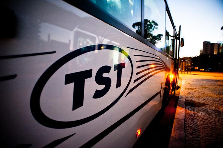 Autocarro dos TST