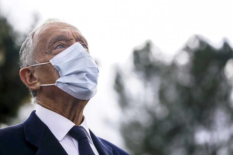 Marcelo toma posse para o  segundo mandato a 9 de março