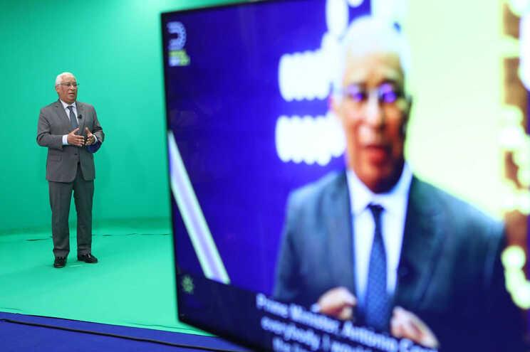 Costa anuncia estrutura dedicada ao empreendedorismo em Lisboa