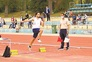Diogo Simas, a competir na Taça de Saltos de Setúbal, momentos antes de se lesionar com gravidade