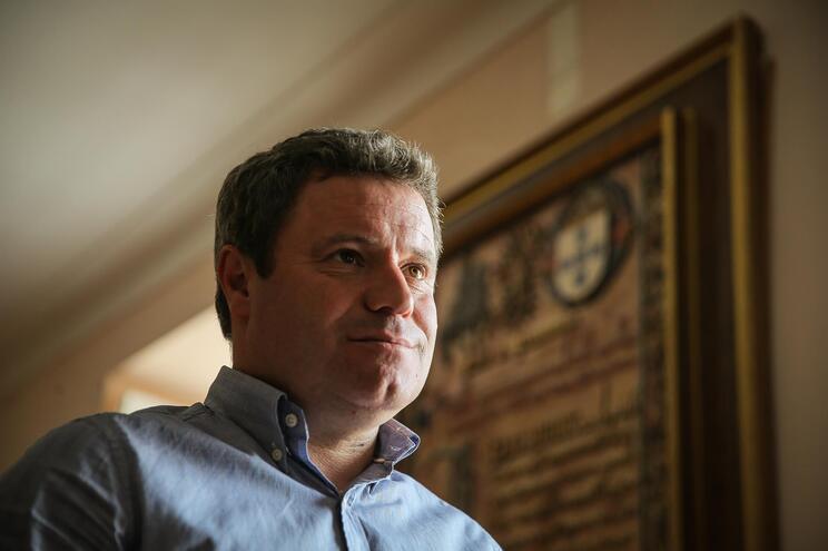 António Beites, presidente da Câmara Municipal de Penamacor