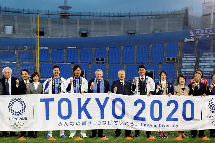 Tóquio2020 adiado para 2021