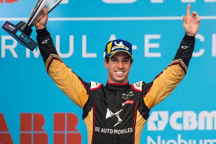 António Félix da Costa é campeão do Mundo de Fórmula E