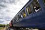 Mais de duas mil pessoas passearam este ano nas carruagens do início do século passado do comboio histórico