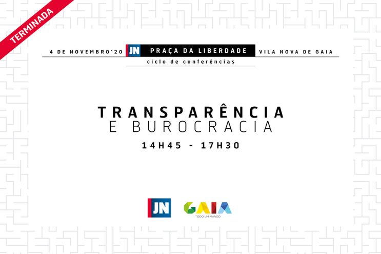 Conferência JN | V.N. de Gaia - Transparência e Burocracia