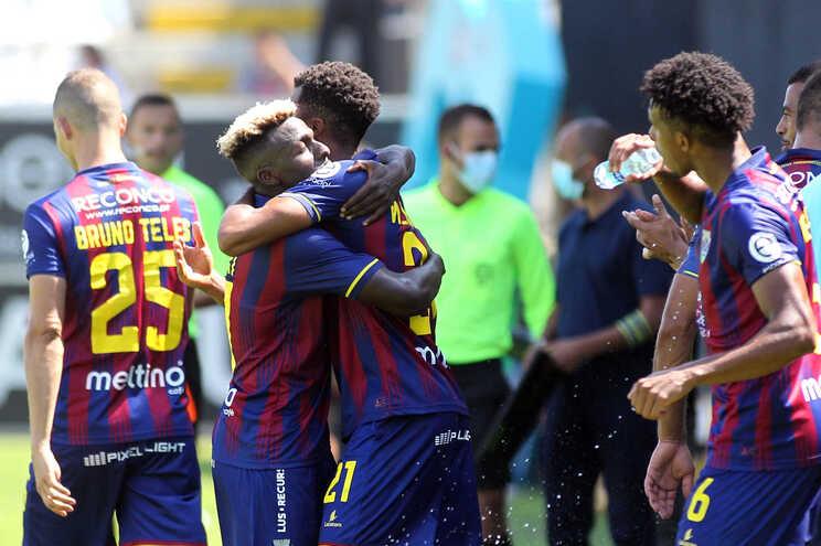 A equipa de Trás-os-Montes somou o segundo empate em dois jogos, enquanto o Leixões chegou aos quatro
