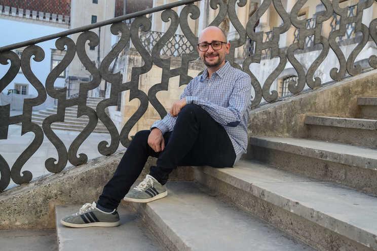 Mounir Affaki, refugiado sírio
