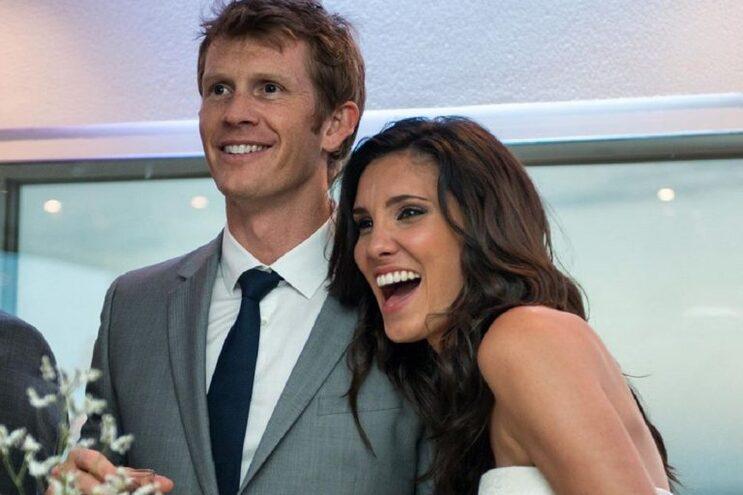 Daniela Ruah está casada com David Paul Olsen